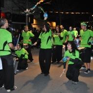 I Concurs de Batucades Carnaval 2014 - Segur de Calafell