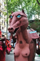Festes de Maig - Colla del Drac del Poble Nou