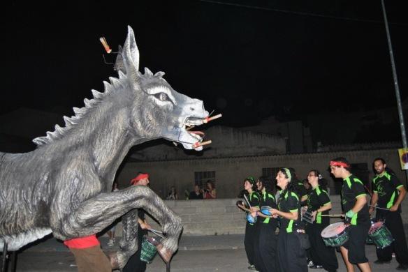 Correfoc Festa Major Canyelles