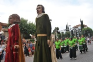 Cercavila Festa Major Sta Margarida Montbui