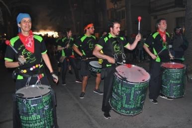 Correfoc Festes de Maig Badalona