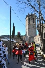 Carnestoltes infantil - Sant Quirze Safaja