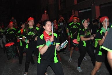 Correfoc Festa Major Sant Feliu 2018